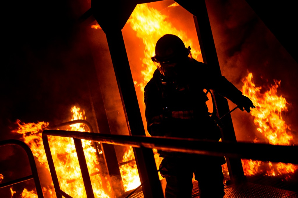 essay on firefighters